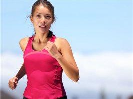 慢跑的好处 经常慢跑给身体充电吧