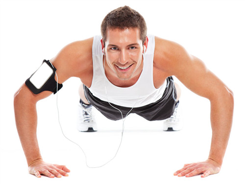 八种俯卧撑让你的胸肌更强大