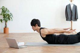 锻炼背部肌肉和腰部肌肉 减少腰酸背痛