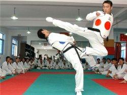 学跆拳道的好处 学跆拳道的注意要领
