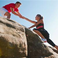 攀岩有什么好处 有什么技巧?