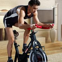 过劳肥怎么减 有氧运动动感单车
