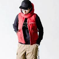 冬季街头风男装搭配 更机能性的设计