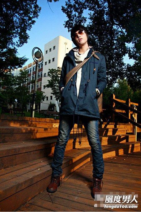 年轻前卫!冬季街头服装搭配灵感