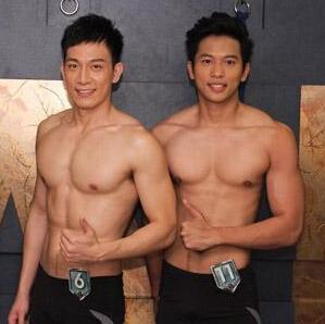 亚洲先生秀胸肌 最有效快速锻炼胸肌法
