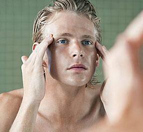 男人晚上护肤和护肤品推荐 拯救疲惫的脸