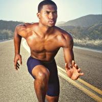 男人每天坚持半分钟练就好身材