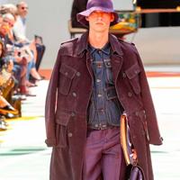 英伦奢侈品Burberry 2015春夏季男装秀场