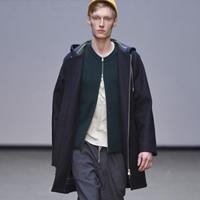 英国时尚品牌YMC 2015秋季男装造型秀场实录