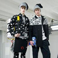 时装品牌Kit Neale男装印花风格英式幽默