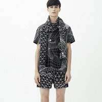 英国Christopher Kane品牌2014年男装型录