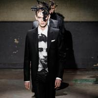 Alexander McQueen 2014秋冬季朋克主义时装秀