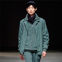 YMC品牌男装秀场 2014秋冬季年轻风格男装