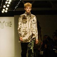 Kathleen Kye 2015秋冬男装个人风格强烈时装周秀场
