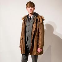 Todd Snyder 纽约时装周2014秋冬男装复古系都市
