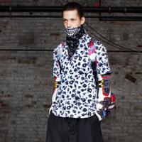 Marc Jacobs 2014秋冬季叛逆的着装风格
