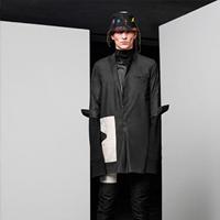 Siki Im  2015秋冬季男装暗黑前卫设计风格
