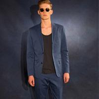 时装品牌Todd Snyder男装秀场 2014春夏季都市风型录