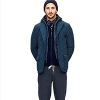 Woolrich品牌2015秋冬季度男装造型值得瞩目