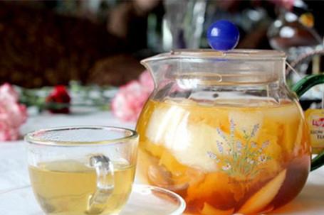 养生知识 白领喝六种茶可防癌