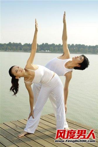 健身新法:男女互补健身效果奇佳