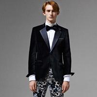 Marc Jacobs品牌男装秀 2014 秋冬季男装造型