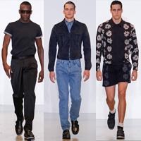 Calvin Klein Collection品牌 2013年Calvin Klein Collection春