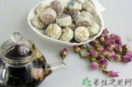 冬季养生的茶饮 冬季花茶推荐