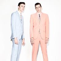 Marc Jacobs演绎美式经典2014年春夏男装