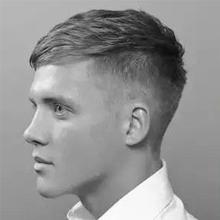 男生发质软适合的发型 男生头发少的发型设计