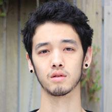 2016男人长脸短发发型成熟帅气