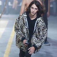 巴黎时装周Moncler Gamme Rouge 2014年春夏男装秀