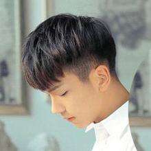 男学生2016清新短发发型 校草气质