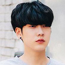 2016年韩国男生最新发型阳光吸睛