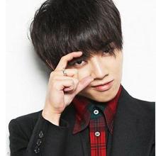 男生酷帅的齐刘海发设计 2016换发型