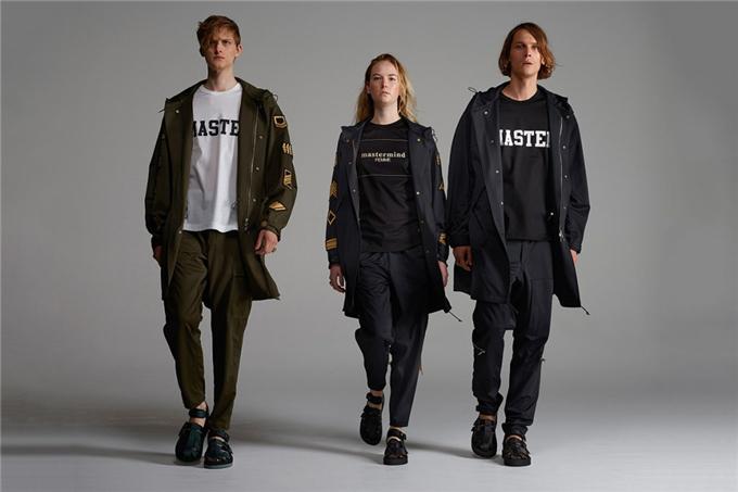 mastermind JAPAN 2016春夏男装搭配造型