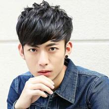 冬季最新韩国男生短发 帅气吸睛