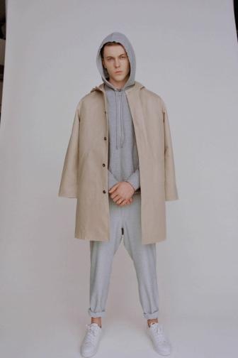 A.P.C.最新男装设计沉稳色调打造