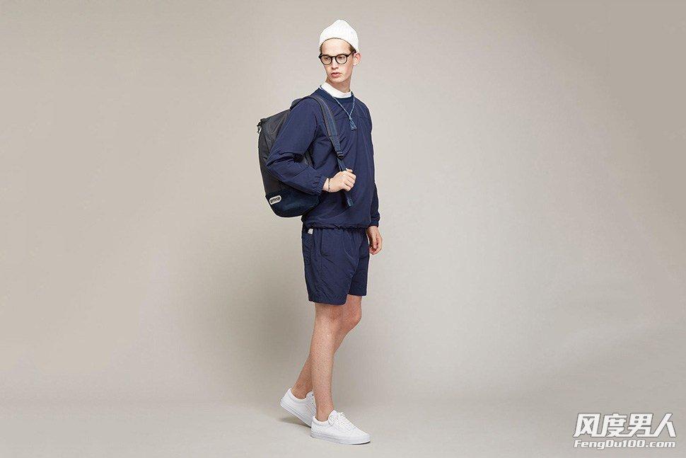Deluxe品牌的2016春夏男装搭配造型图录