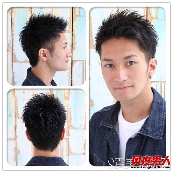 韩国男生最新发型设计 秋季男生发型推荐