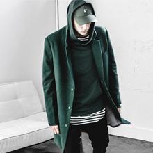 街头品牌THE CXX 2016年男装极简风格基调