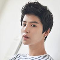 2015新韩国男生发型 干净的男孩形象