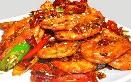 香辣虾火锅的做法大全 男人吃了更补