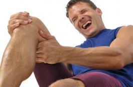 小腿筋疼是怎么回事 抽筋怎么办