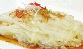 大白菜的营养价值及功效 大白菜保健功效