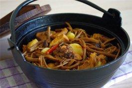 茶树菇怎么做好吃 茶树菇营养吃法