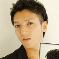 时尚潮男最新流行的刘海发型设计