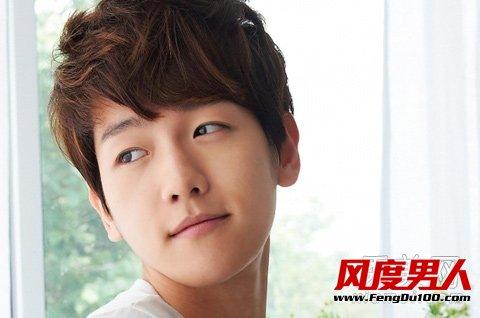 夏季韩式男生烫发发型 阳光帅气短发烫