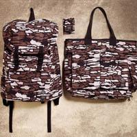 纽约街头品牌Staple迷彩男士包包