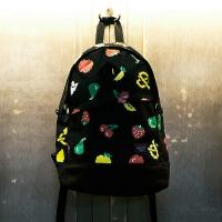 潮流品牌MISHKA秋冬季双肩背包